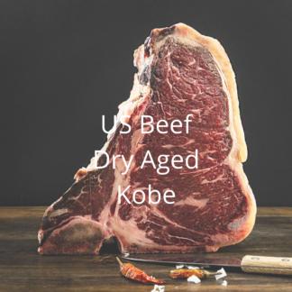 US Beef - Dry Aged - Kobe